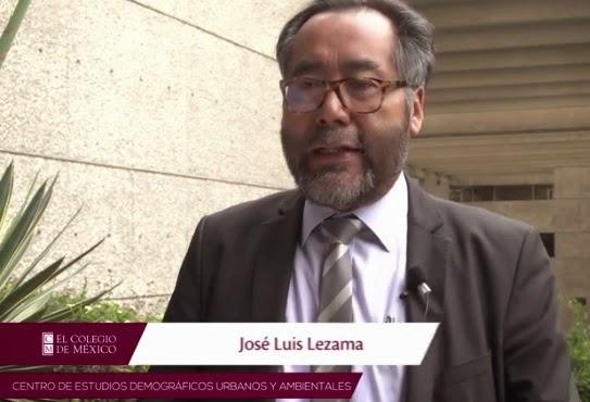 """VIDEO """"La política internacional del cambio climático"""" por José Luis Lezama"""