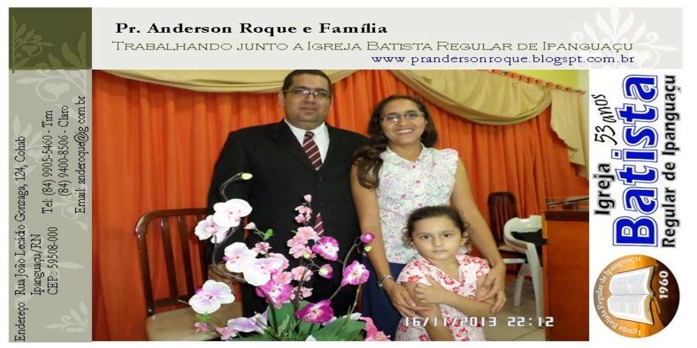 Igreja Batista Regular de Ipanguaçu