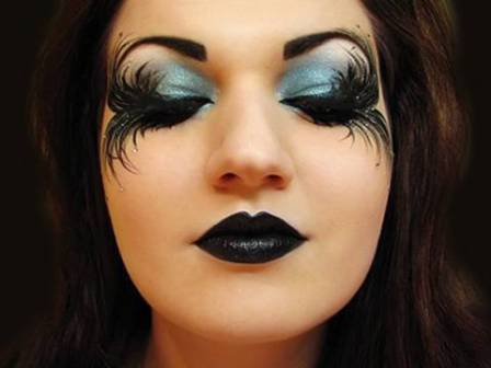 Halloween Makeup Ideas to Help Finish the Look of Your Costume - Make Up De Halloween