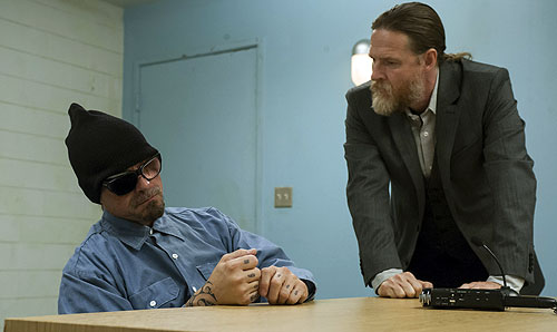 Sons of Anarchy - Kurt Sutter's take on violence on TV