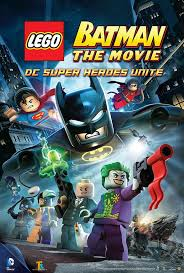 Người Dơi Lego - Lego Batman: The Movie - Dc Super Heroes Unite