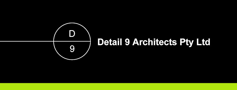 Detail 9 Architects Pty Ltd