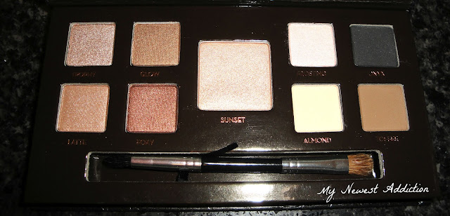 Anastasia Beverly Hills She Wears It Well Palette makeup beauty swatch review