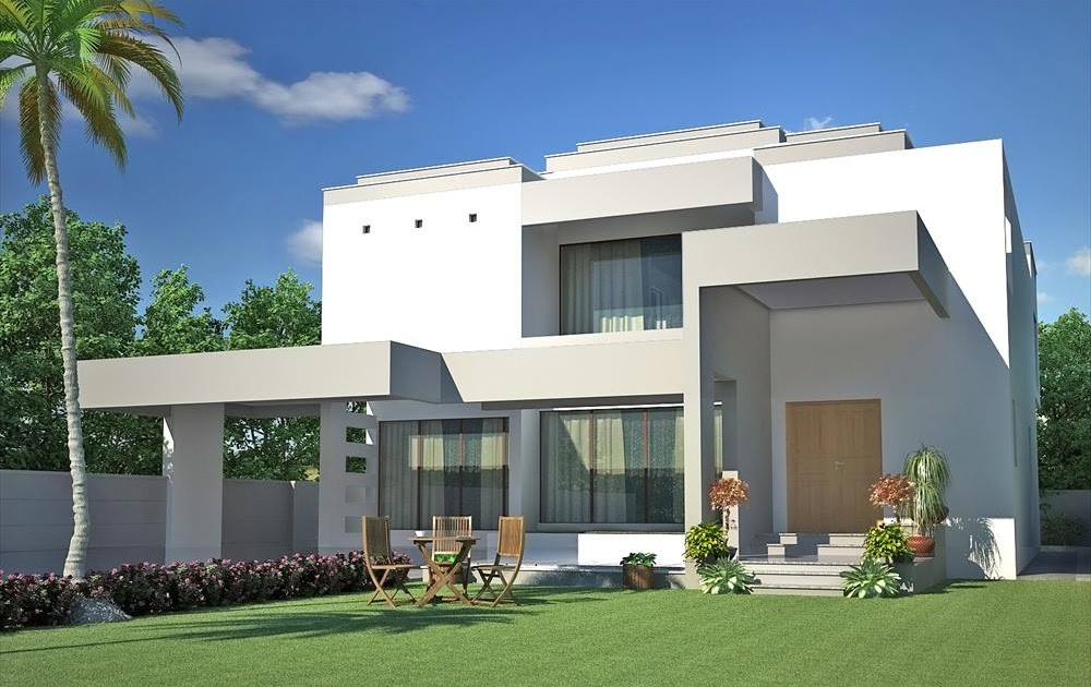 House plans and design modern house plans pakistan for Home designs in pakistan