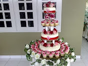 WEDDING CAKE (BUTTERCREAM)