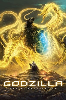 Watch Godzilla: The Planet Eater Online Free in HD
