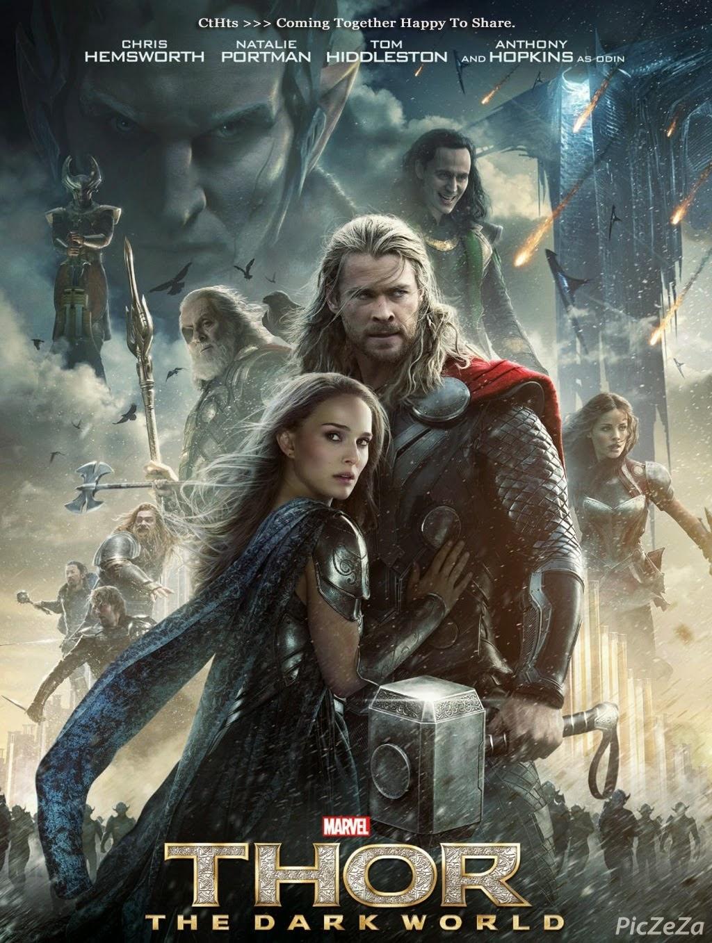 Thor : The Dark World (2013) | ธอร์ เทพเจ้าสายฟ้าโลกาทมิฬ