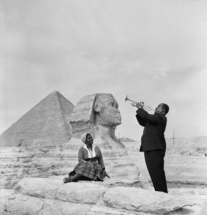 Serenading the Sphinx