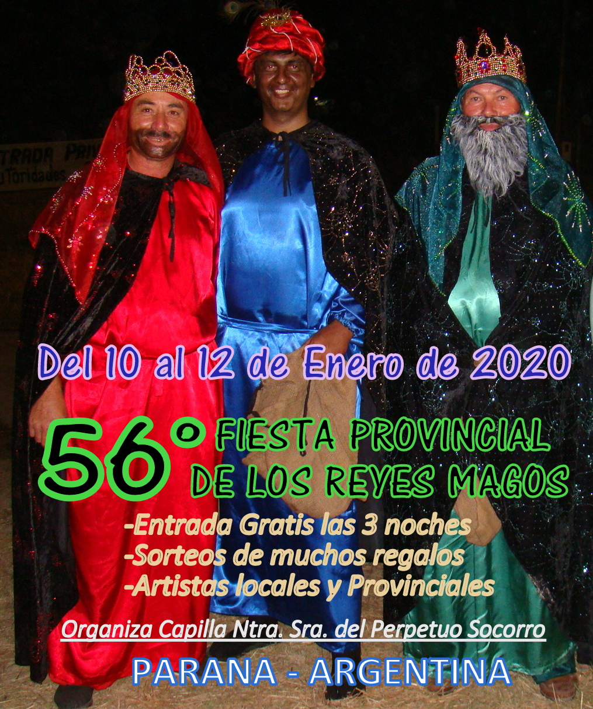 Fiesta Provincial de los Reyes Magos del Parana