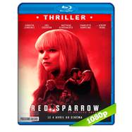 Operación Red Sparrow (2018) Full HD 1080p Audio Dual Latino-Ingles