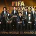 FIFA Ballon d'Or 2015: Com quatro brasileiros, FIFA monta a seleção de 2015; Asamoah recebe o Prêmio Fair Play