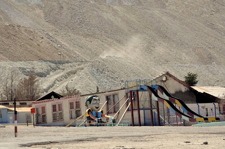 Chuquicamata. Calama Chile
