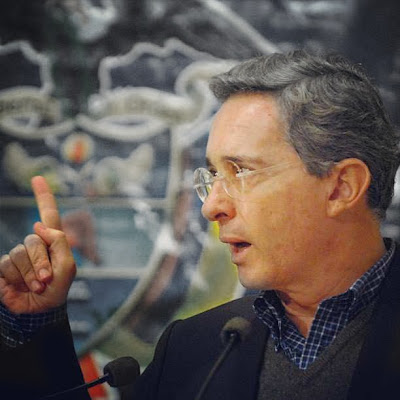 Álvaro Uribe Vélez, Paro | Copolitica