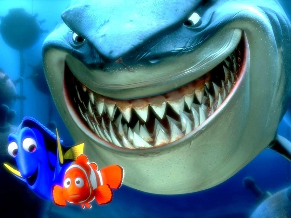 Finding Nemo, Gambar Kartun 4