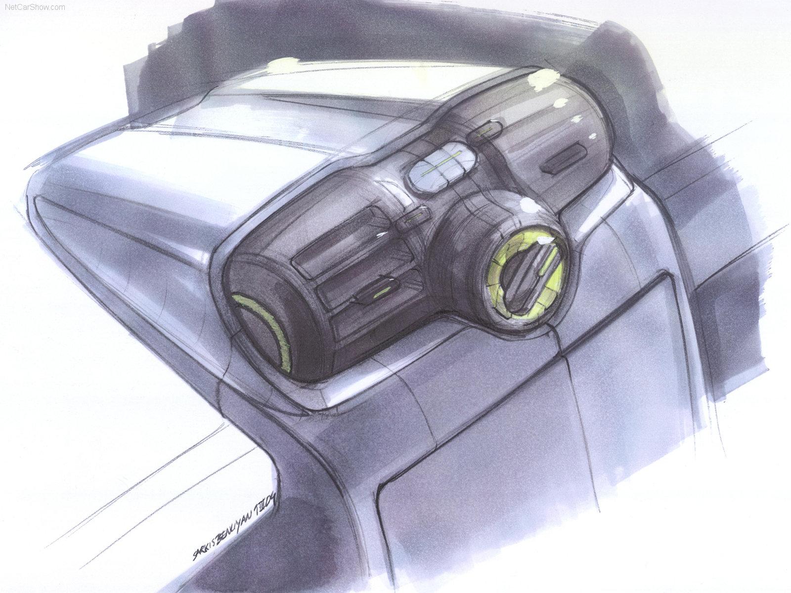 Hình ảnh xe ô tô Smart fortwo 2007 & nội ngoại thất