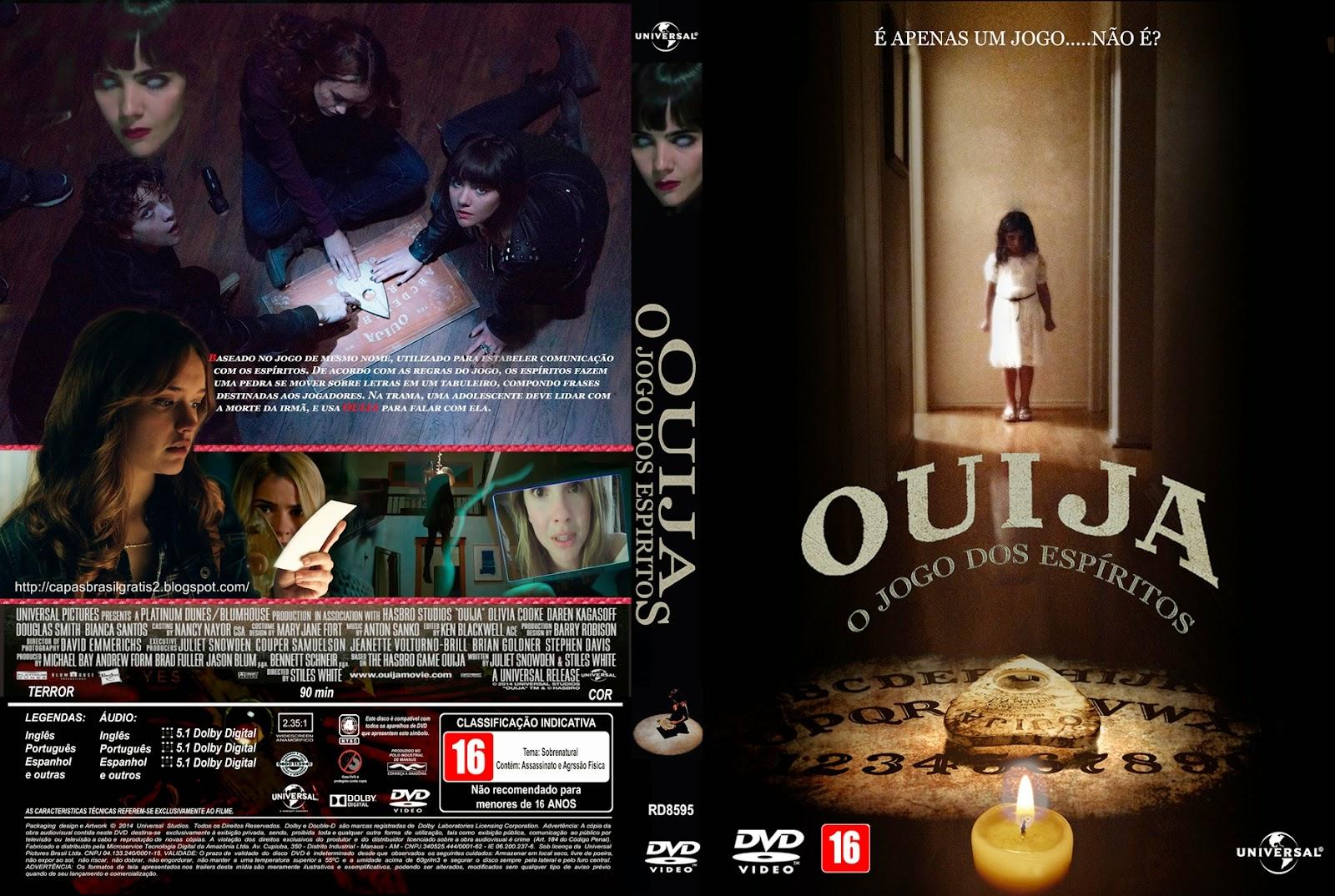 Baixar Ouija O Jogo dos Espíritos BDRip XviD Dual Áudio Ouija 2B  2BO 2BJogo 2BDos 2BEsp C3 ADritos