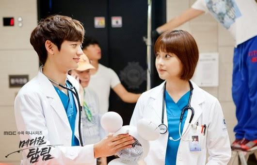 Emoş'un Dünyası: Medical Top Team / Kore Dizisi
