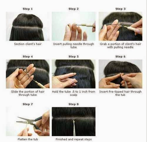 How to put in micro loop hair extensions images hair extension rogue hair extensions micro link micro loop bead hair extensions this is good for i tip pmusecretfo Image collections