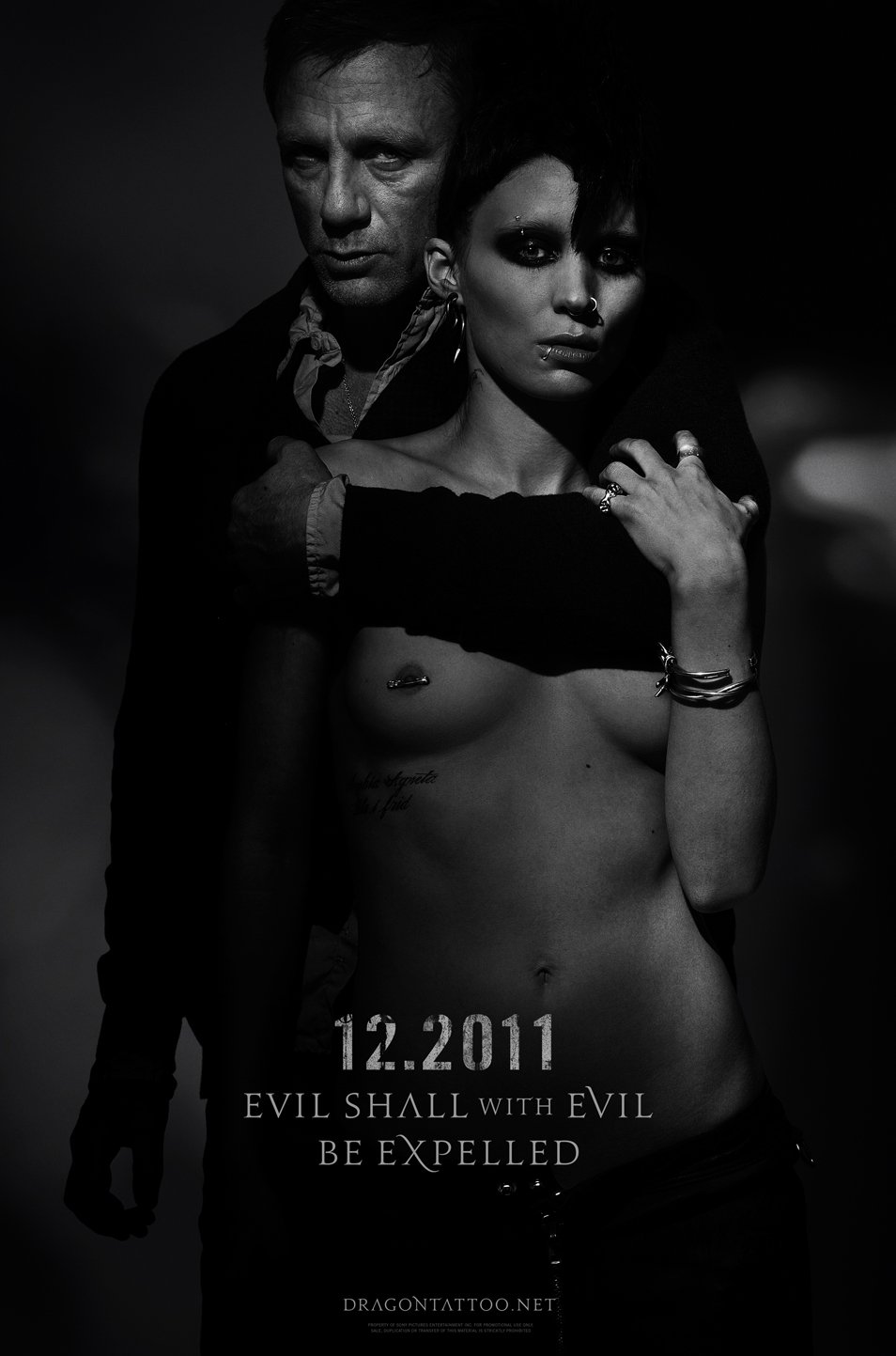 the girl with the dragon tattoo 2011 uncensored poster The Salvation Army Homestead is a residential program for women who are ...