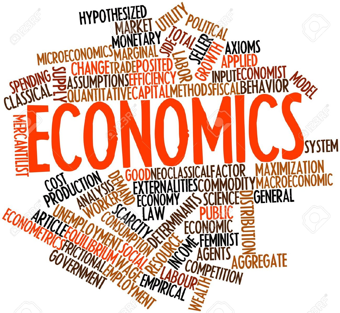 Economics programming subjects