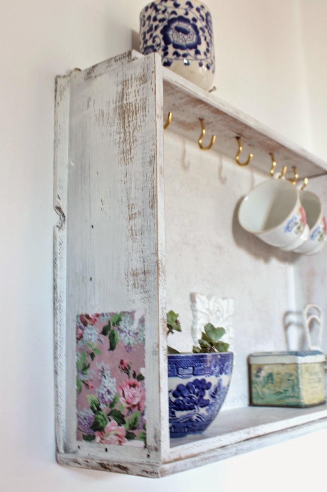 Tienda la florinda repisas cuelga tazas for Ganchos para repisas
