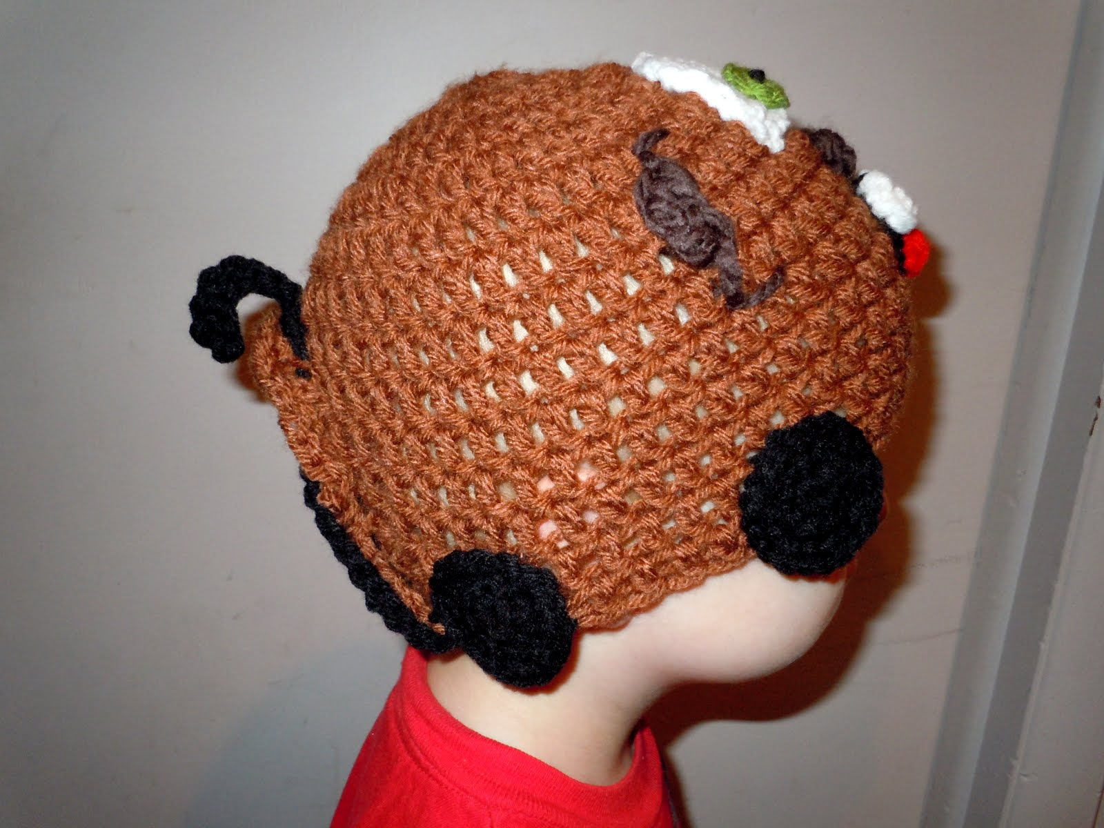 Disney Cars Mater Crochet Hat Available in Size Newborn-Adult LIKE ...