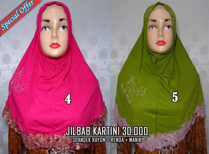 Promo jilbab cantik dan murah spesial Hari Kartini 2015