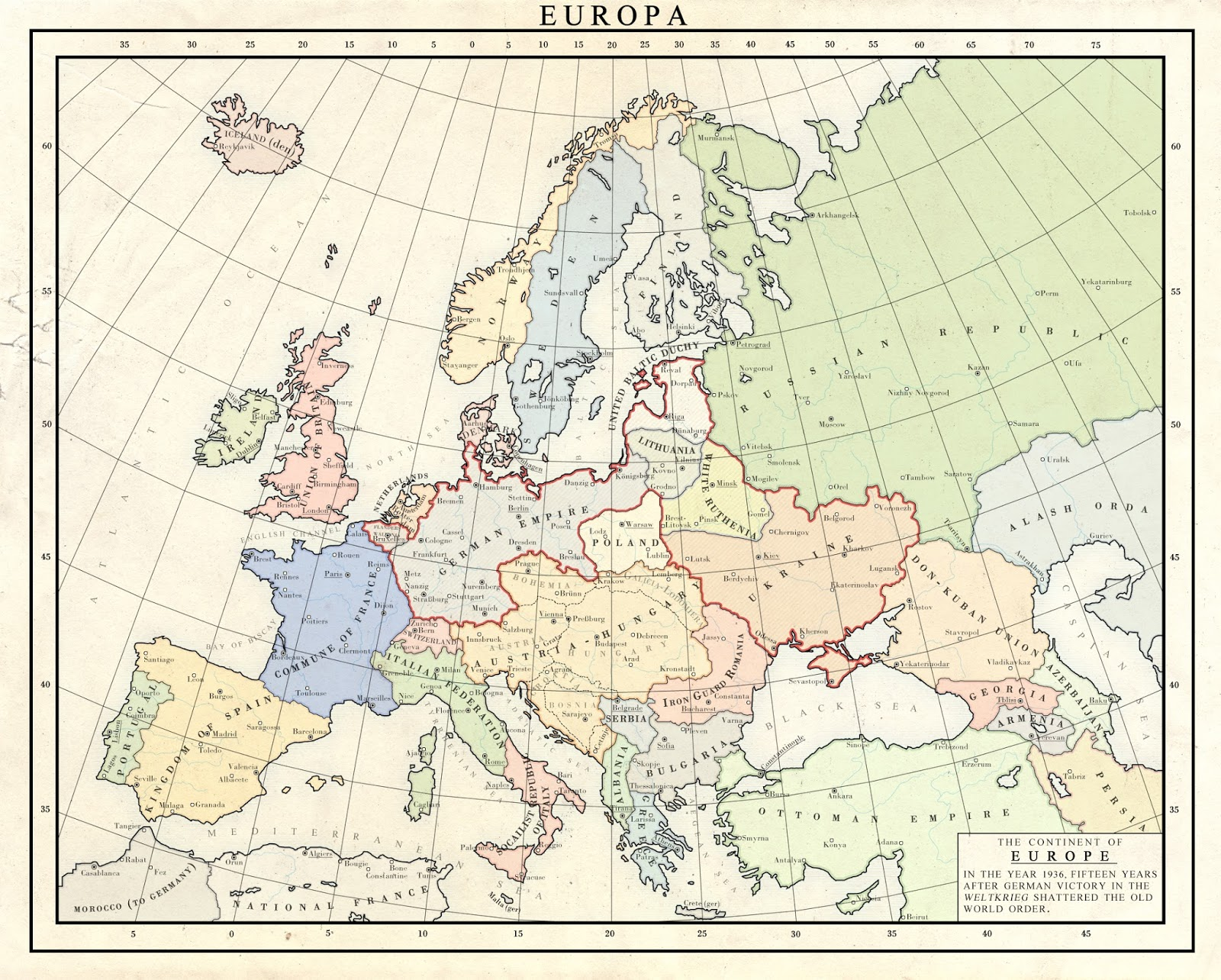 baltic nations map with Map Monday Kaiserreich 1936 By Milites on Map Shows Global Importance And Reach Of Nato 2016 3 as well Intersped Launches Weekly Groupage Service To Baltic States moreover Balto Slavic languages together with The Ebb And Flow Of Russia In Europe also Europe.