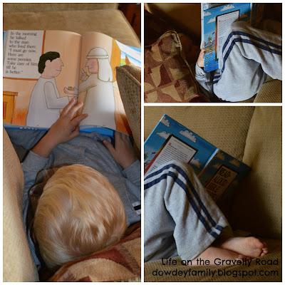 sofa pillow fort reading