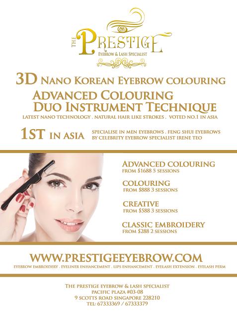 Korean Eyebrow Embroidery Korean Eyebrow Embroidery