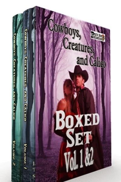 Boxed-Set of Old West Halloween Anthologies