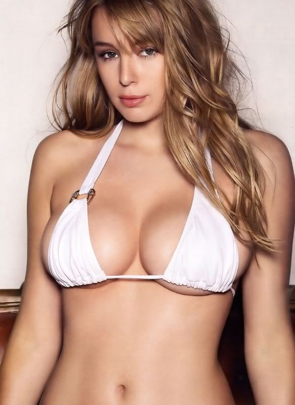 paloma fiuza Keeley Hazell the Hairdresser That Just Keeps on Trucking
