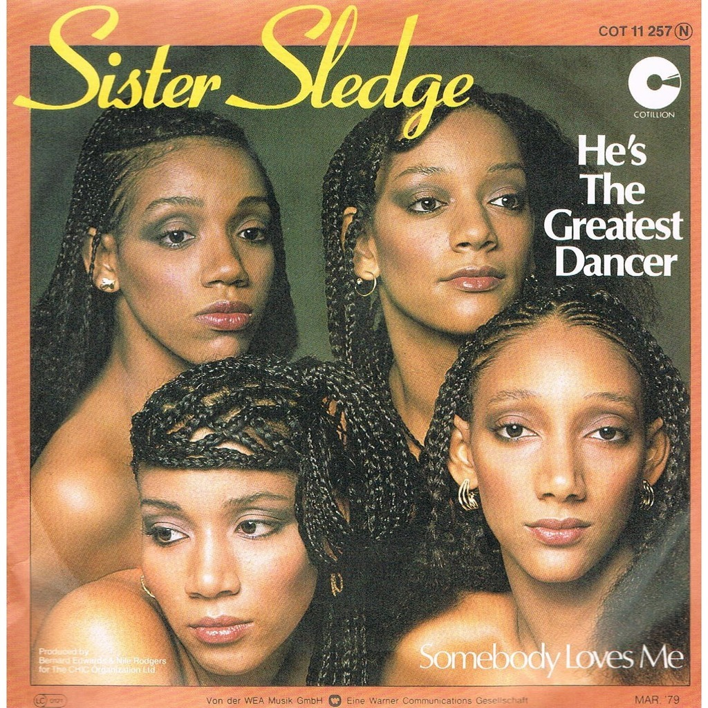 Sister Sledge Hes The Greatest Dancer Traduzione Testo Video