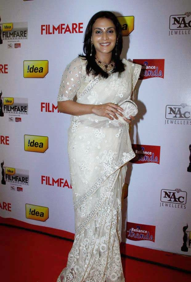 Aishwarya at 61st Idea Filmfare Awards 2013 (South)