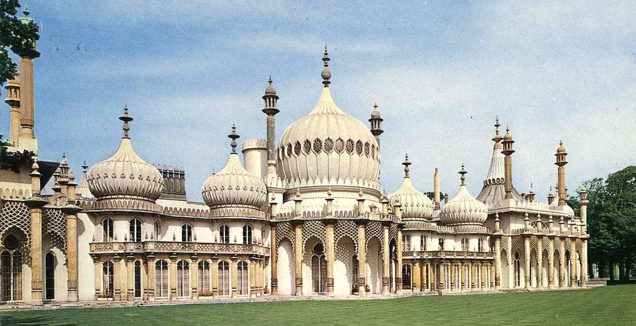 Art and architecture mainly india 39 s brave soldiers in for The brighton