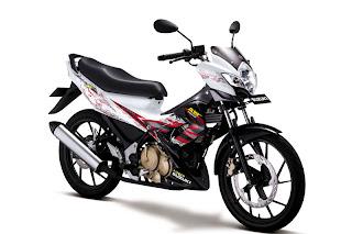 Daftar Harga Motor Suzuki Murah Terbaru September 2013