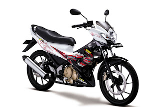Daftar Harga Motor Suzuki Terbaru Bulan Agustus 2013