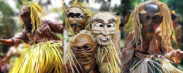 RWMF 2015 Mah Meri Performers