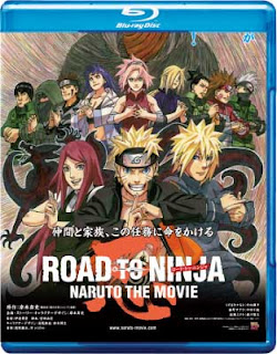 Download Naruto Movie 6: Road To Ninja BluRay + Subtitle