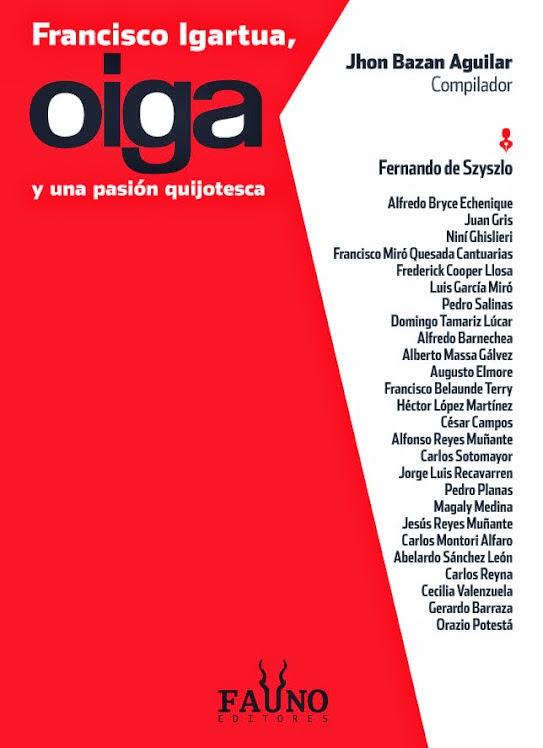 FONDO EDITORIAL REVISTA OIGA