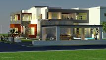 Modern Contemporary House Plans Designs