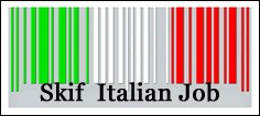 Skif is Italian Job