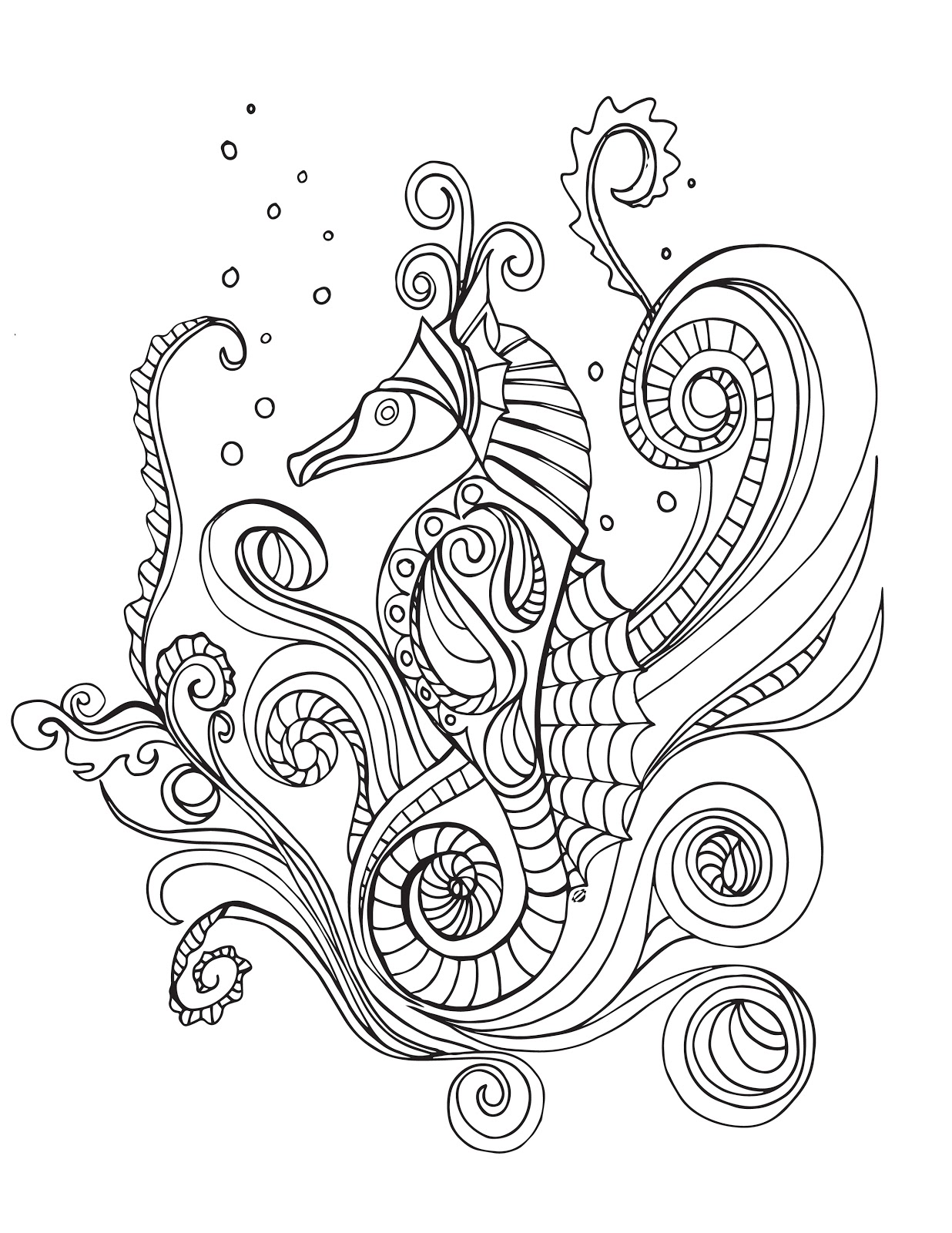 Coloring Pages For Grown Ups : Free grown up coloring pages