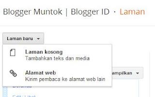 Membuat Daftar Isi Blogger Otomatis