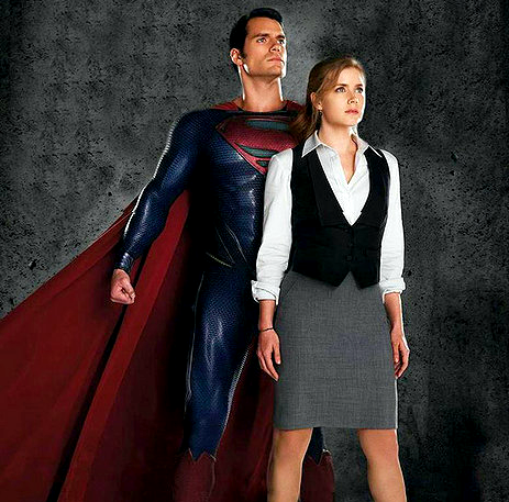 henry cavill amy adams man of steel