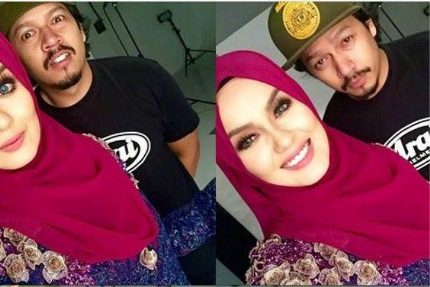 Uqasha Muat Naik Foto Dengan Pekin, info, terkini, hiburan, sensasi, gosip, pekin ibrahim, uqasha senrose