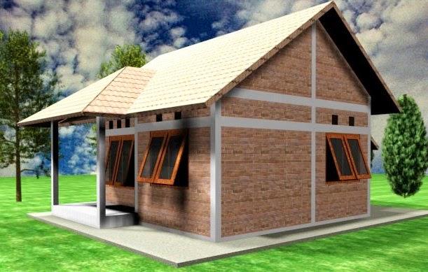 Goa us simple minimalist house design for Simple minimalist house