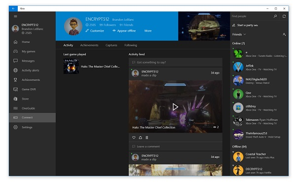 Game streaming now enabled for all Xbox One owners with a Windows 10 PC