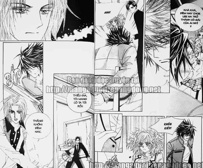 Bốn Chàng Hào Hoa Chapter 11 - Trang 25