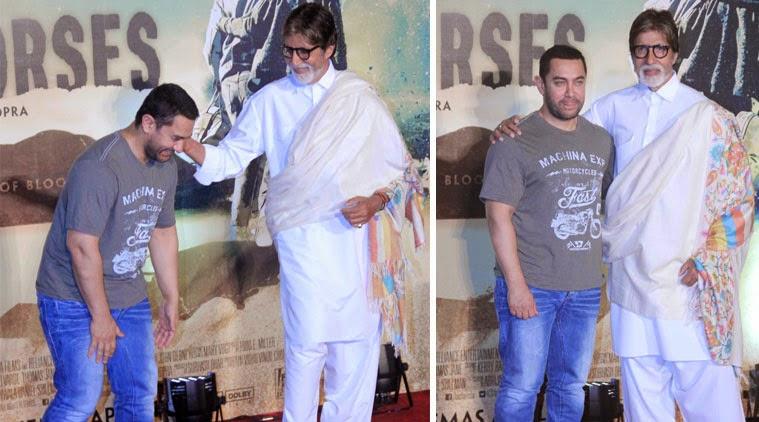 Dangal Look Aamir Khan Putting On Weight Already Looks Like A